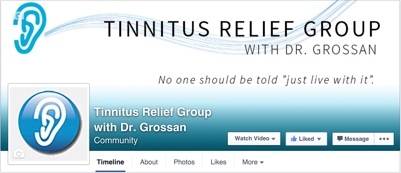 tinnitus relief group